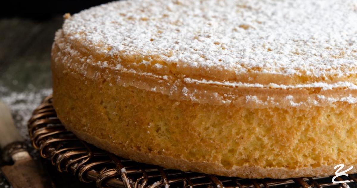 Ricetta Pan di Spagna classico