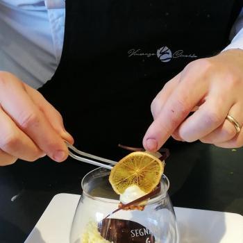 Vincenzo Cinardo Dessert Al piatto